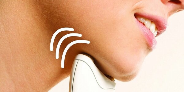 Ošetření na zpevnění krku a brady