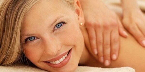 Lymfatická masáž celého těla - balíček 3 ošetření