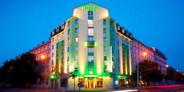 Poznejte Prahu - pobyt v hotelu Plaza Alta****