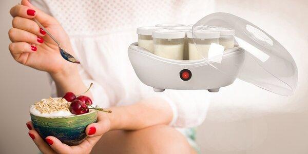 Praktický pomocník na přípravu domácích jogurtů