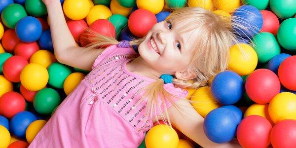 Super den pro děti: Atrakce v Bongu + malinovka