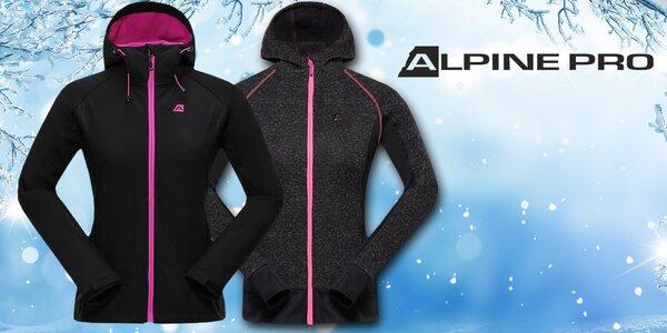 Dámská softshellová bunda nebo svetr Alpine Pro