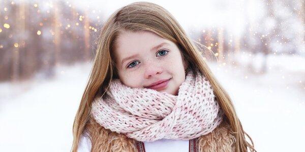 Umělecké fotografie dětí či celé rodiny