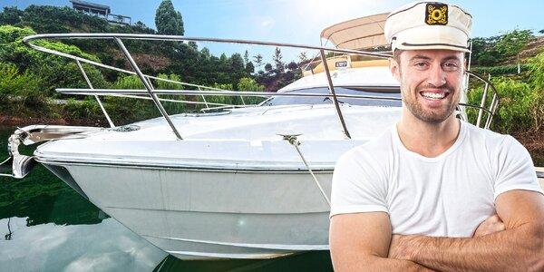 Kapitánské kurzy pro malá plavidla vč. plachetnic