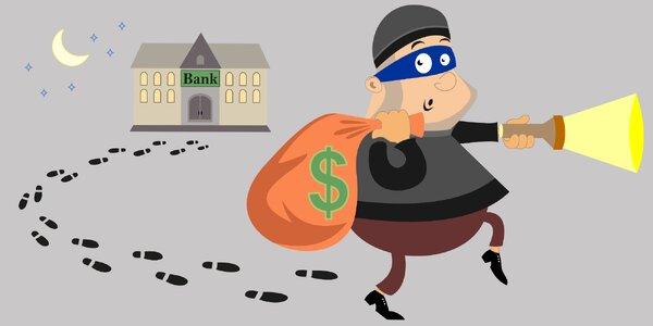 3 hodiny (ne)detektivní hry Jak vyloupit banku