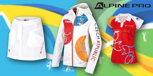 Dámská limitovaná sportovní kolekce Alpine Pro