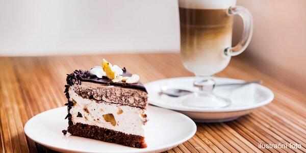 Mlsejte zdravě: Káva a raw dezert dle výběru