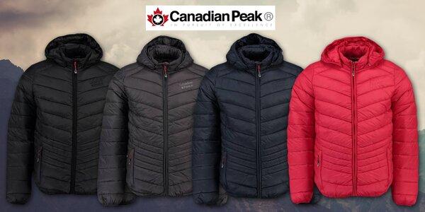 Pánská zimní bunda Canadian Peak
