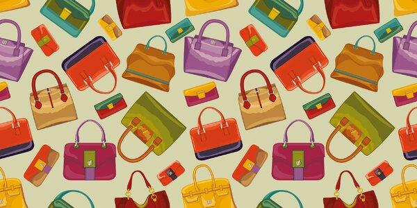 Šik kabelky i sportovní batohy