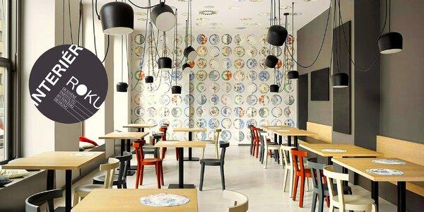Piva a tapas v jedinečné kavárně u Hradčanské