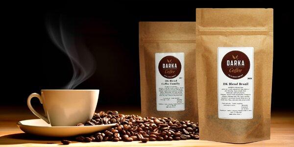 Čerstvě pražená káva pro vaši každodenní pohodu