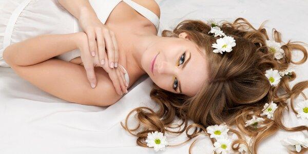 Karboxyterapie vlasové pokožky pro zdravé vlasy