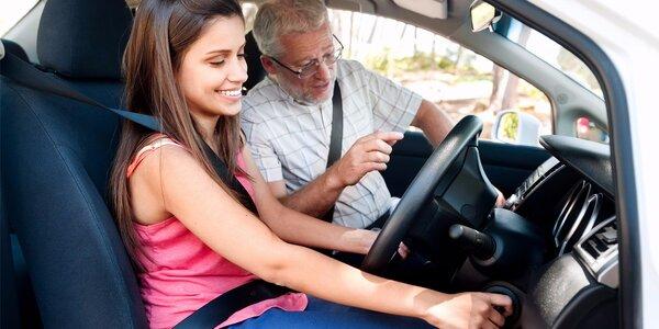Kondiční jízdy: Zbavte se strachu z řízení vozidla