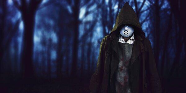 Děsivá úniková hra Řezník Mrázek - Kladno