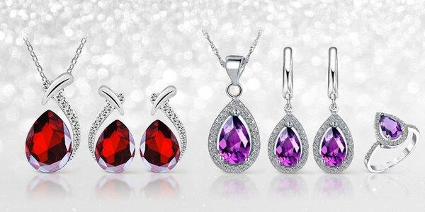 Set elegantních šperků pro různé příležitosti