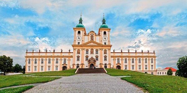 Pohodová dovolená v historickém Šternberku