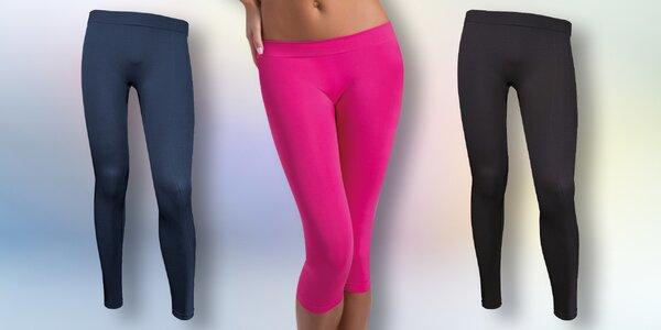 Sportovní kalhoty vhodné i jako termoprádlo