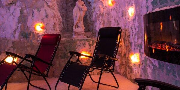 Relax - Vstupné či pronájem solné jeskyně
