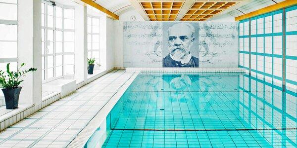 Luxusní pobyt pro dva v centru Karlových Varů