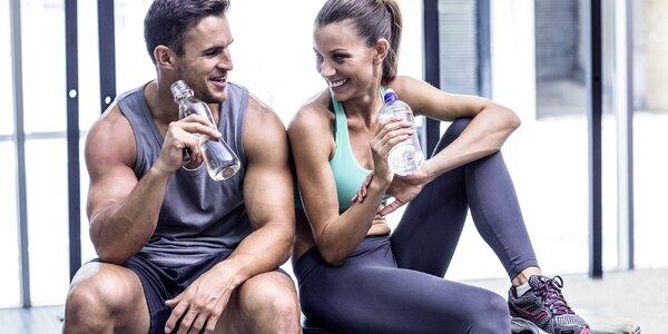 Lekce s osobním trenérem ve fitness Bitevní pole