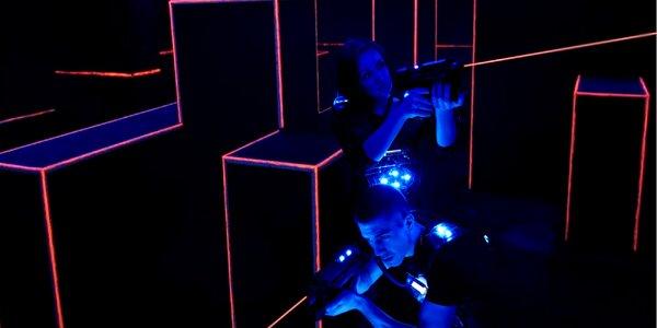 Akční laser game v Boskovicích