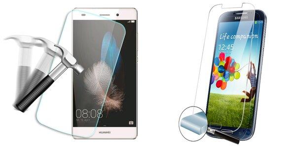 Ochranné tvrzené sklo pro 70 mobilních telefonů