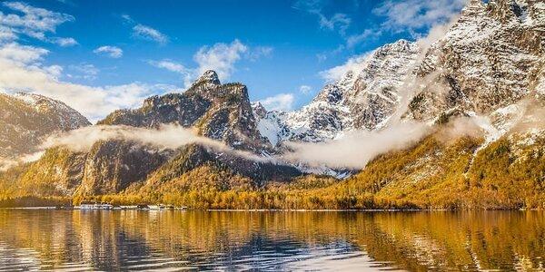 Berchtesgaden, likérka, solné doly a Königsee