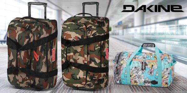 Vzorovaná cestovní zavazadla Dakine