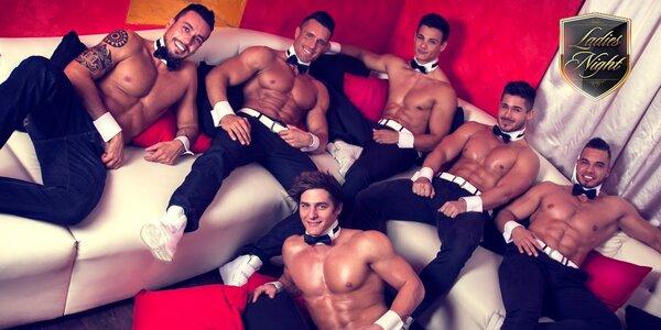 Ladies night - Vstupenka na striptýzové vystoupení
