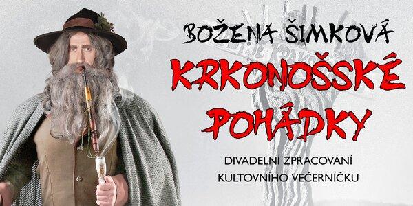 Vstupenka na představení Krkonošské pohádky