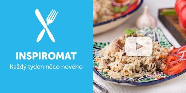 Znáte výtečnou uzbeckou kuchyni?