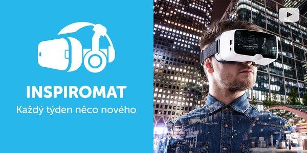 Vyzkoušejte virtuální realitu!
