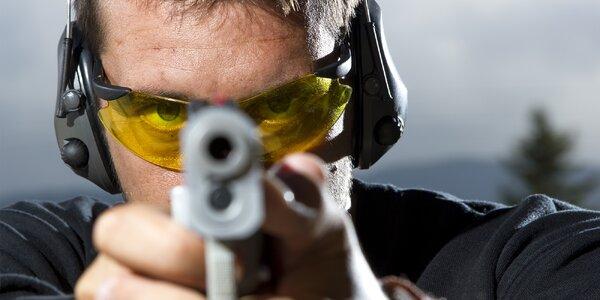 Střelecké balíčky včetně nábojů do všech zbraní