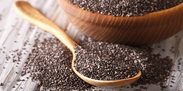 Vzácný dar přírody: Chia semínka v BIO kvalitě