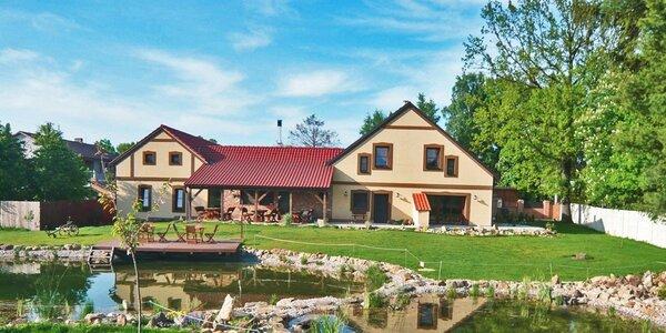 Pohodová dovolená v apartmánu v Jižních Čechách
