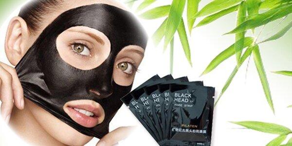 Přírodní péče o pleť: 10 černých masek Pilaten