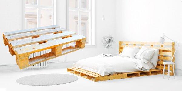 Palety na výrobu originálního dřevěného nábytku
