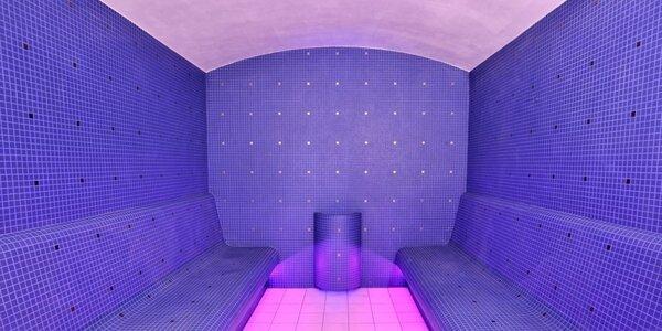 Neomezený vstup do saunového světa pro 2