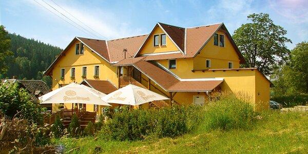 3 dny v Krušných horách se staročeskou polopenzí