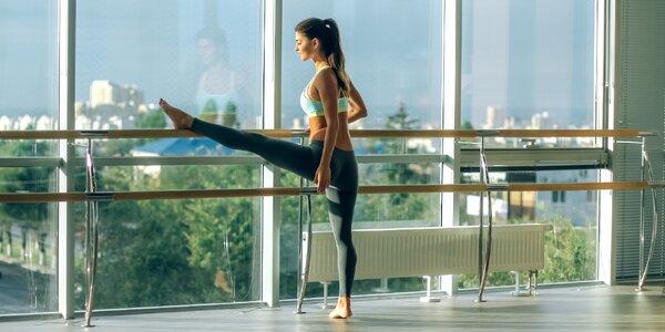 Barre joga: vyzkoušejte jógu u baletní tyče