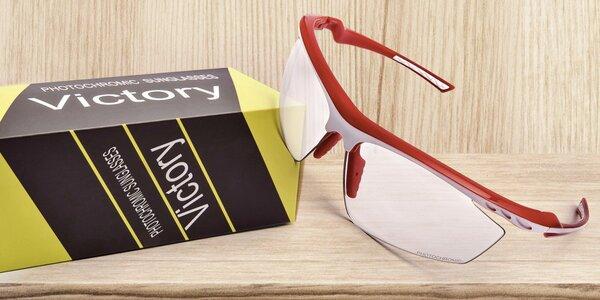 Fotochromatické sportovní brýle
