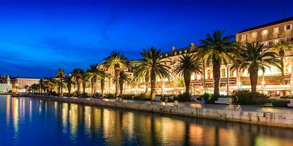 7 nocí ve Splitu: hotel blízko moře a polopenze