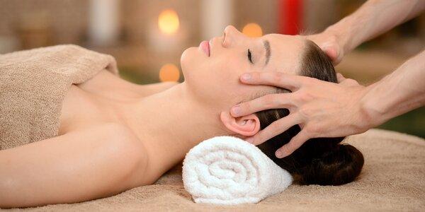 40-60minutová havajská masáž - Perla mezi masážemi