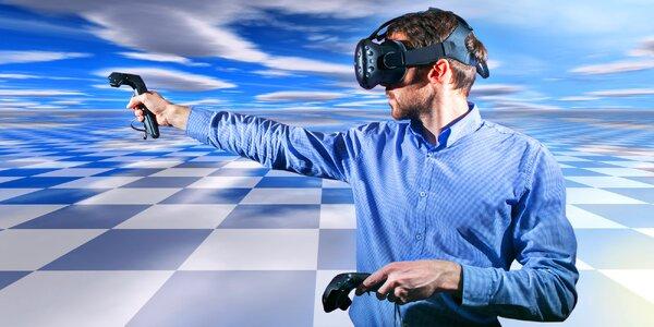 Virtuální realita pro neomezený počet hráčů