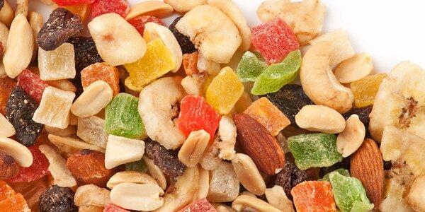 Vyladěné směsi oříšků, semínek a ovoce Pohoda