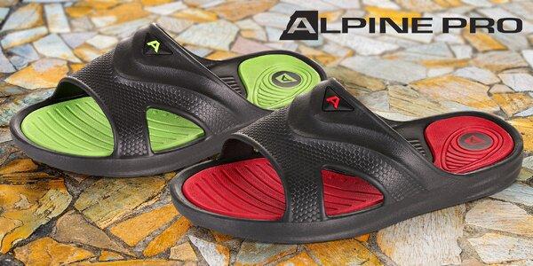 Pánské lehké pantofle Alpine Pro