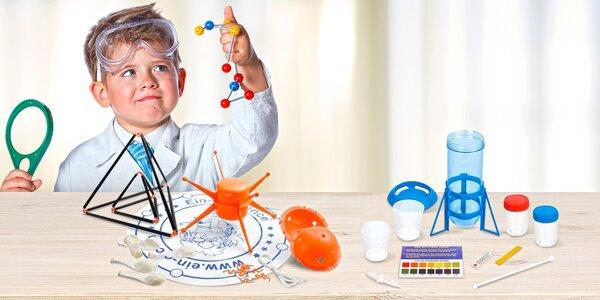 EIN-O: Zábavná sada pro malé experimentátory