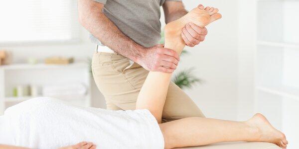 120minutová celotělová očistná lymfatická masáž