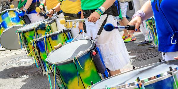 Zažijte žhavý rytmus samby v německém Coburgu