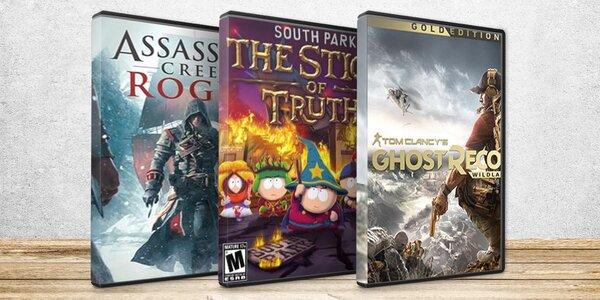 Výběr PC her